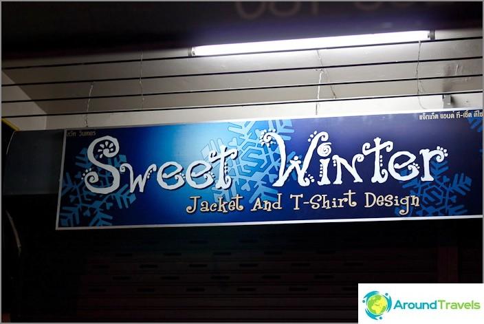 Makea talvi thaimaassa