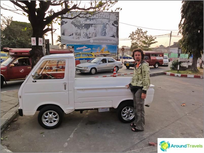 Thaimaa pienille ihmisille