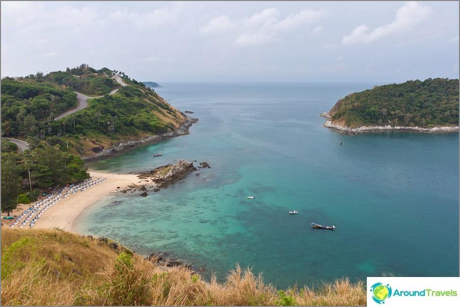 Phuketin saari