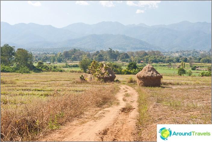 Pai Valley - Thaimaan pohjoisosa