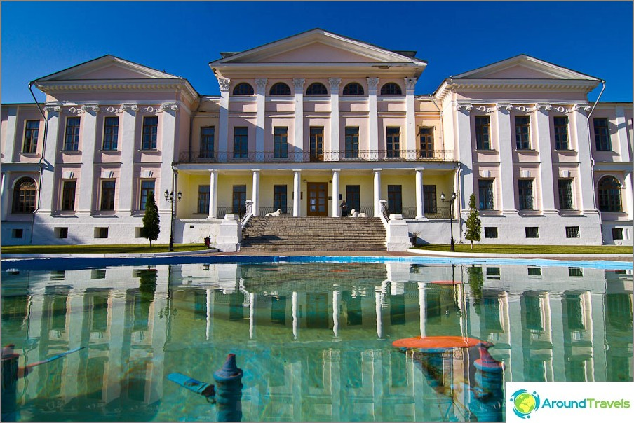 Rekisteritoimisto Dubrovitsyssä