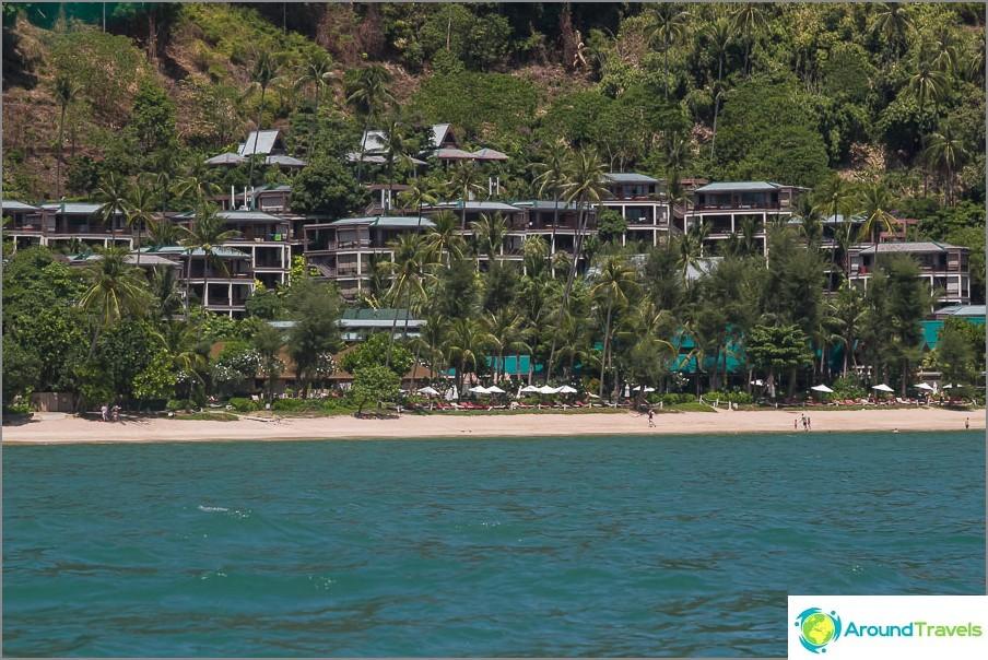 Kaikki Krabin (Ao Nang) rannat ja parhaat rannat - kuvaus henkilökohtaisesta kokemuksesta