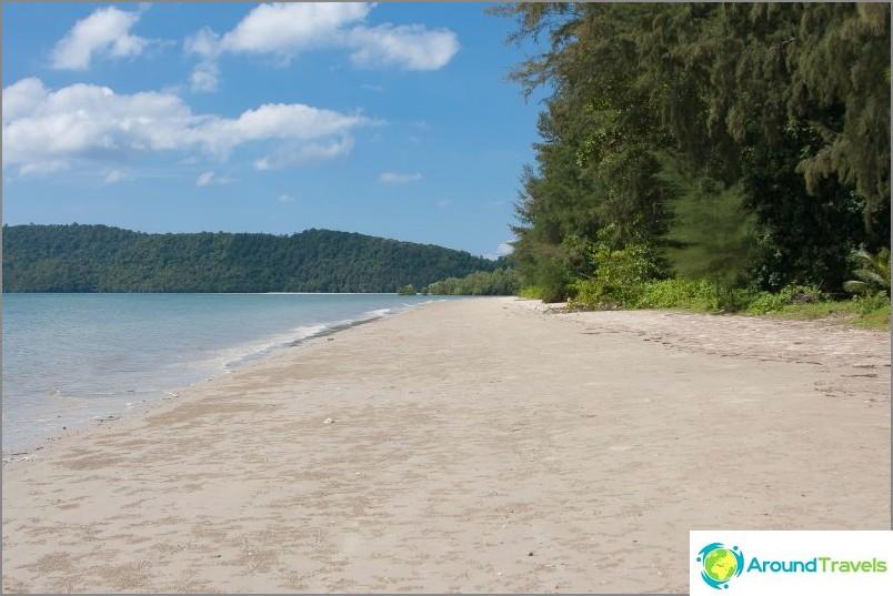 Pan Beach, Krabin maakunta