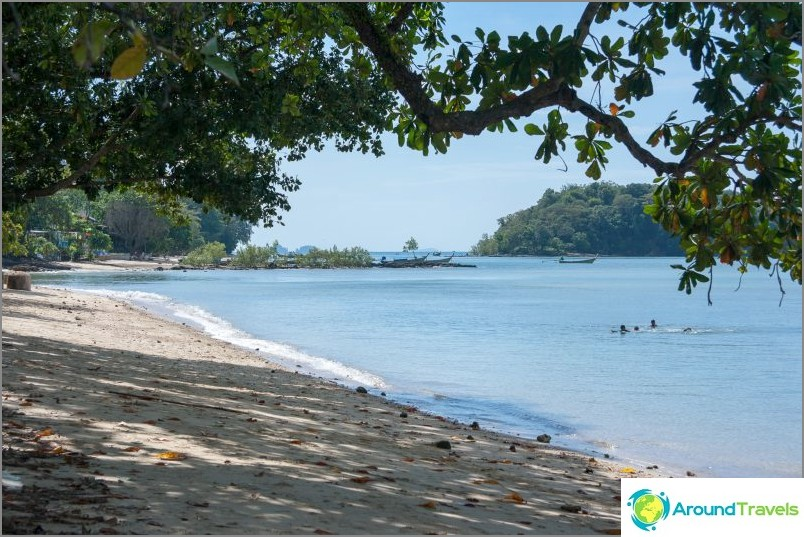 Koh Kwan Beach, Krabi
