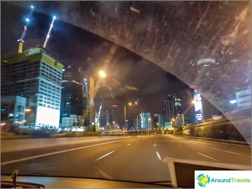 Карайте през Тел Авив