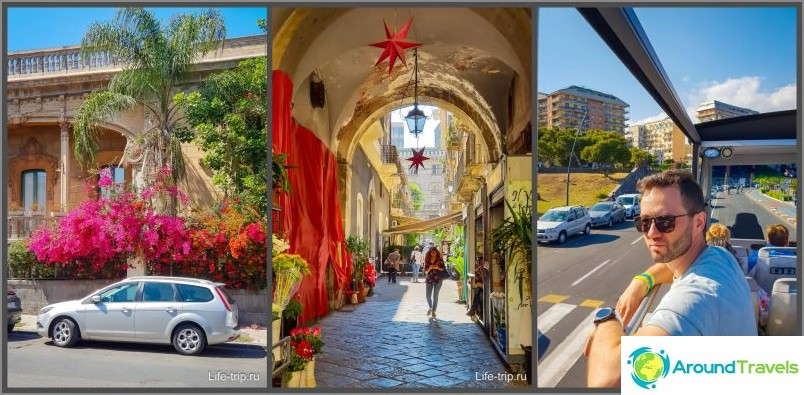 Kauniita paikkoja Catania