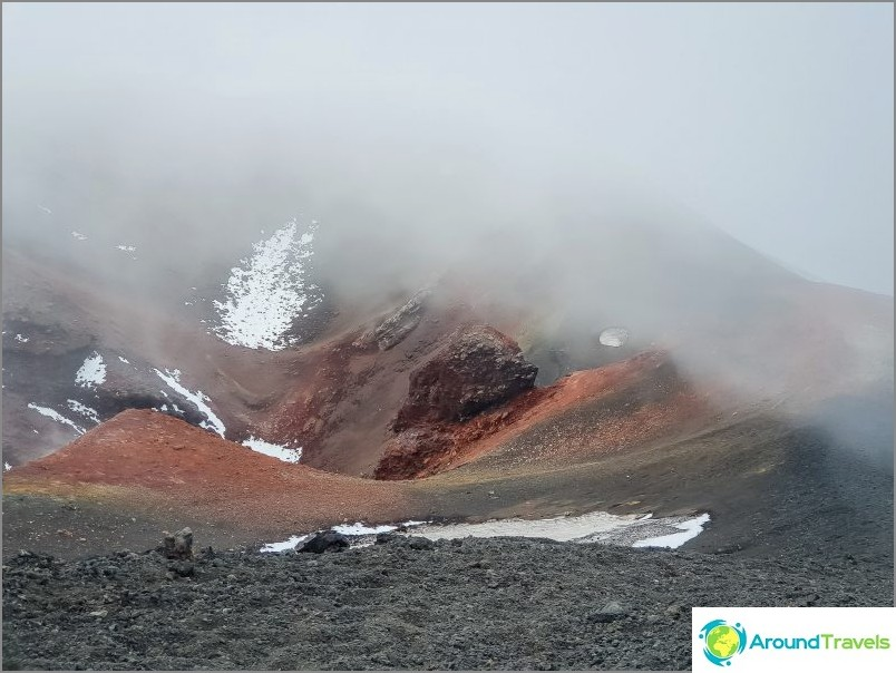 Etna-tulivuori, Sisilia