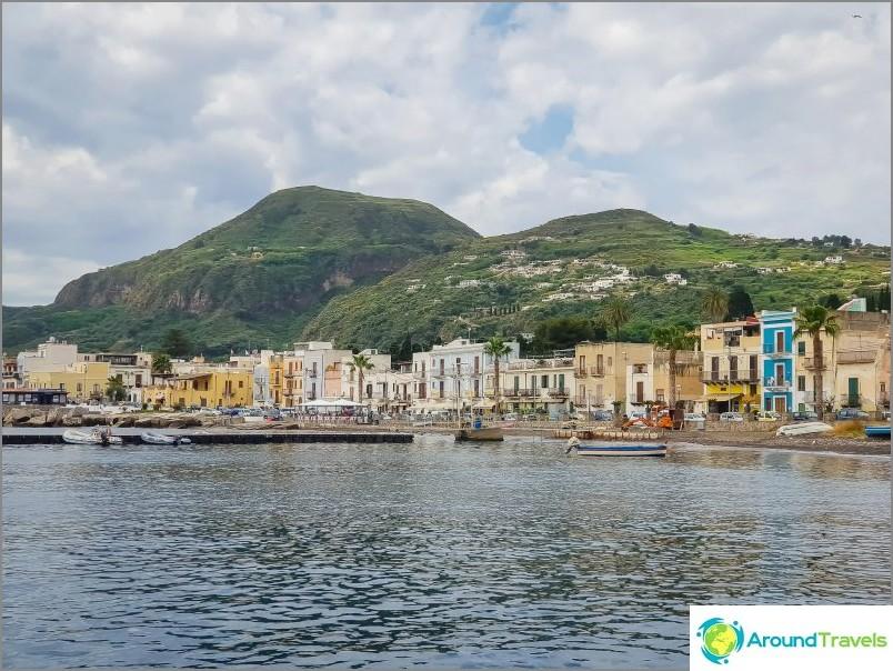 Lipari Island, Sisilia