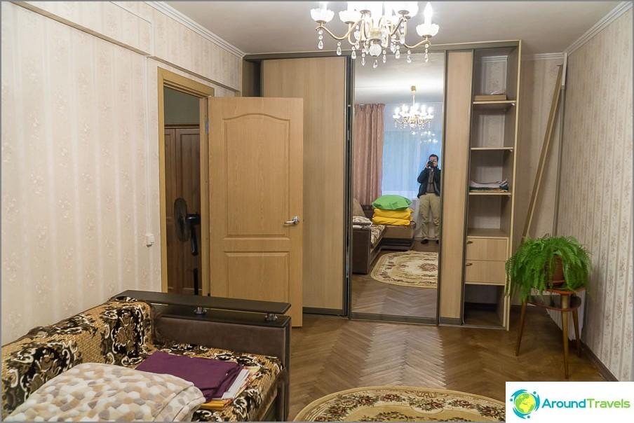 Втората стая от различен ъгъл