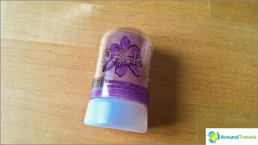Kivi-deodorantti