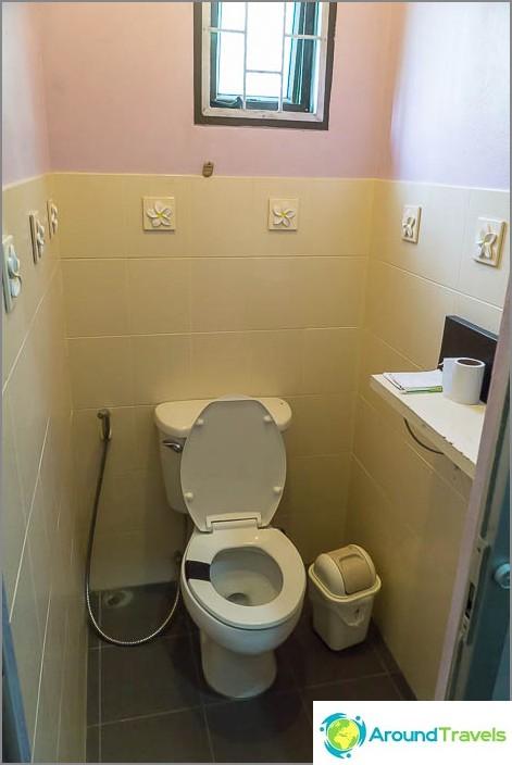 WC oven takana