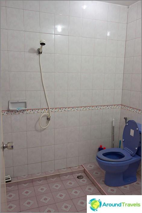 Toinen suihku