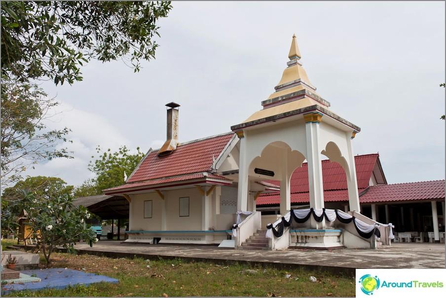 Krematorium Phuketissa