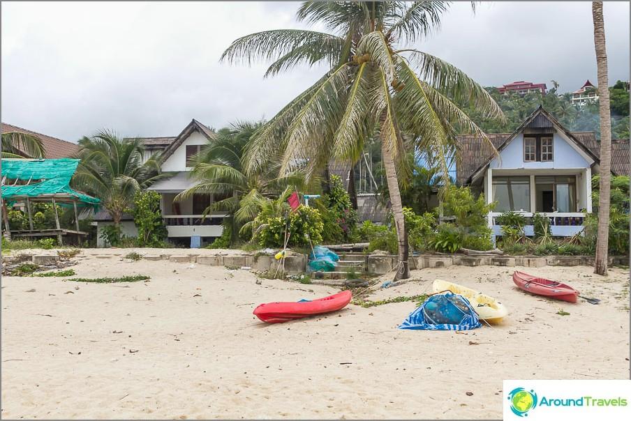 Как да наемем къща в Самуи за месец с изглед към морето