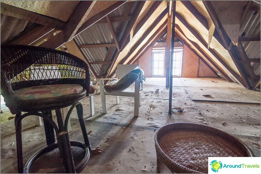 Таен таванско помещение