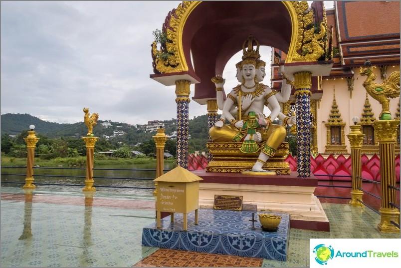 Tässä esimerkiksi Brahma