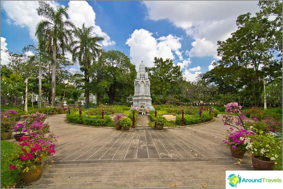 Saranre Park Bangkokissa