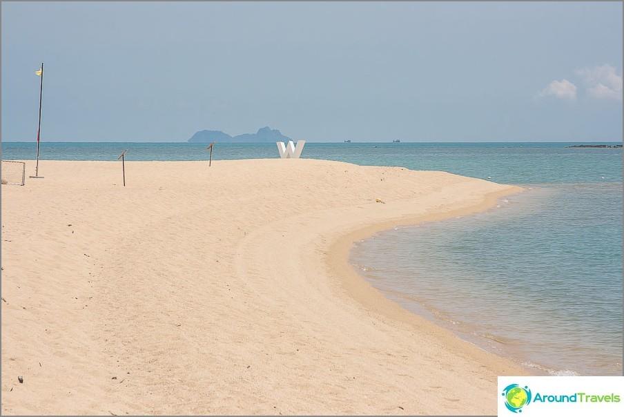 Хотел на плажа W-Retreat Koh Samui