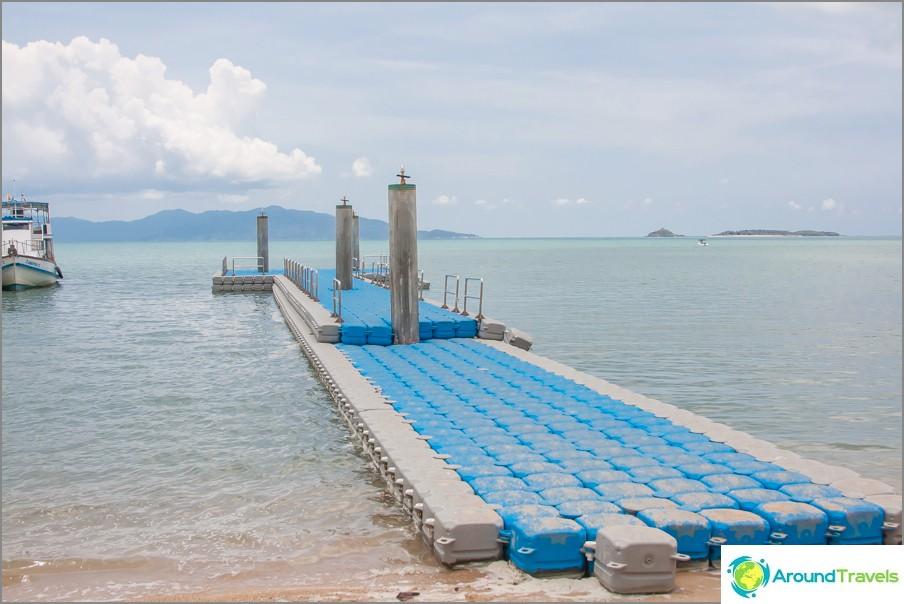 Плаж Bo Phut