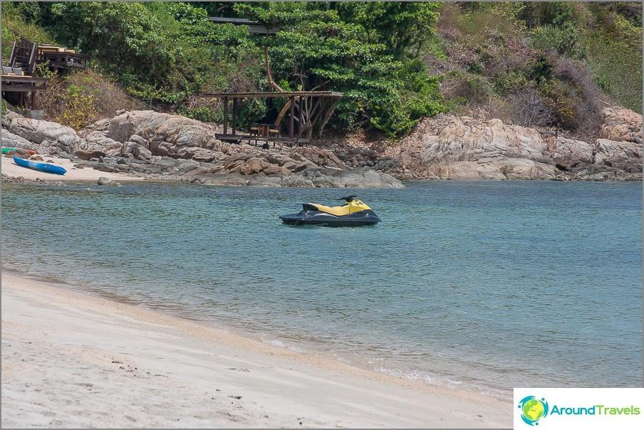 Плаж Самронг - плаж Самронг