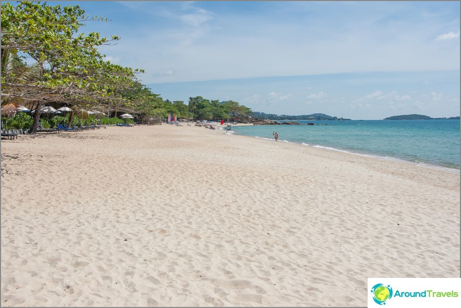 Плаж Chaweng Noi