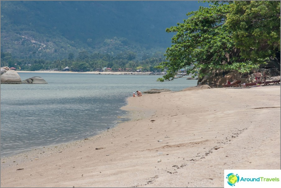 Плаж Лаем Нан - плаж Лаем Нан