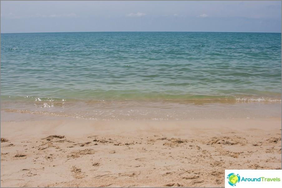 Плаж Ламай, Централен - Плаж Ламай