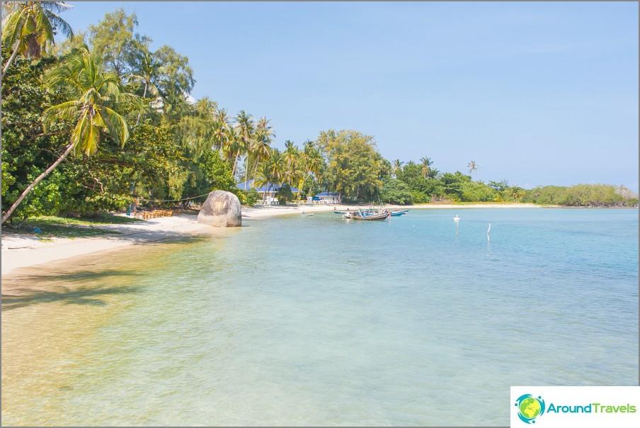 Плаж Натиен - Плаж На Тиен