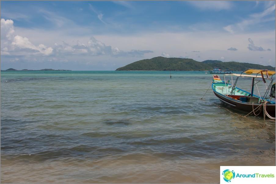 Плаж Thong Tanod