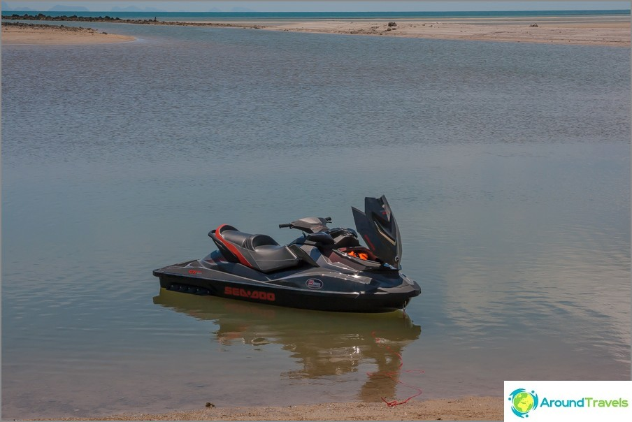 Плаж Фанг Ка