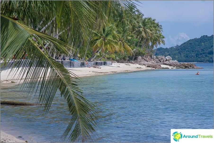 Taling Ngam Beach - Taling Ngam Beach