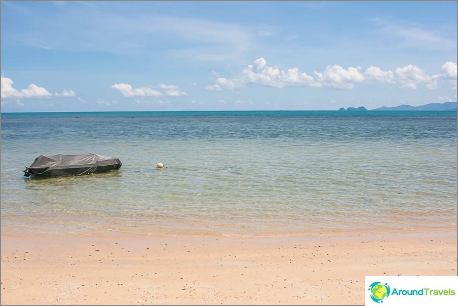 Плаж Thong Plu