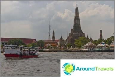 Wat Arun Bangkokissa