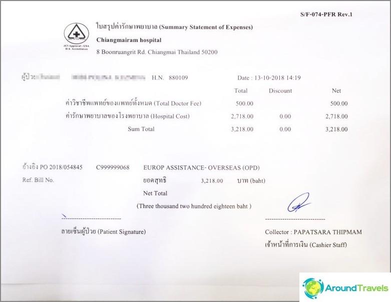 Запис за болничен прием