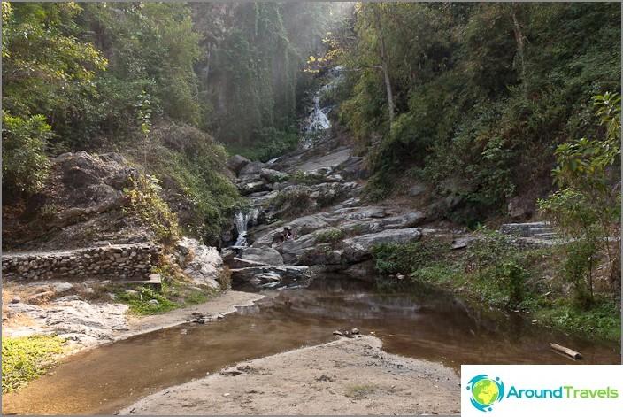 Huay Kaew-vesiputous Chiang Maissa