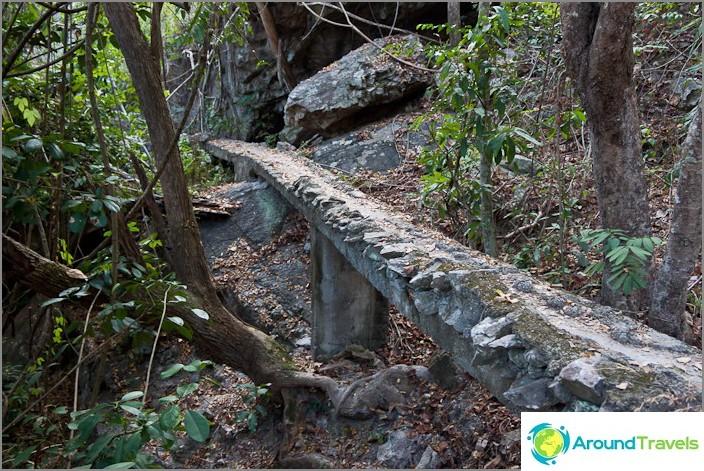 Polut Doi Suthepin kansallispuistossa