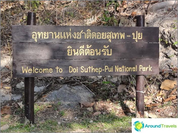 Kansallispuisto Doi Suthep