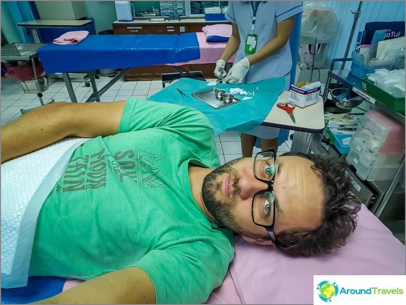 Tuore palaute ERV-vakuutuksen työstä Thaimaassa Samuilla