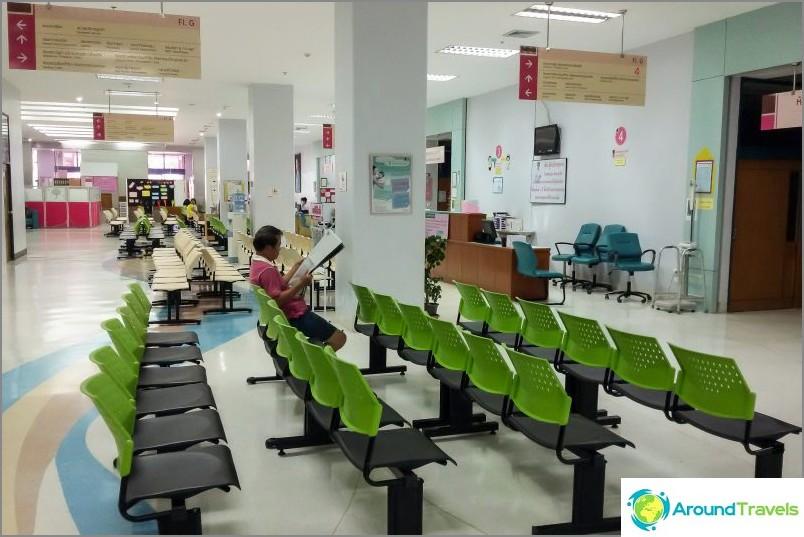 Phuketin maakunnan sairaala