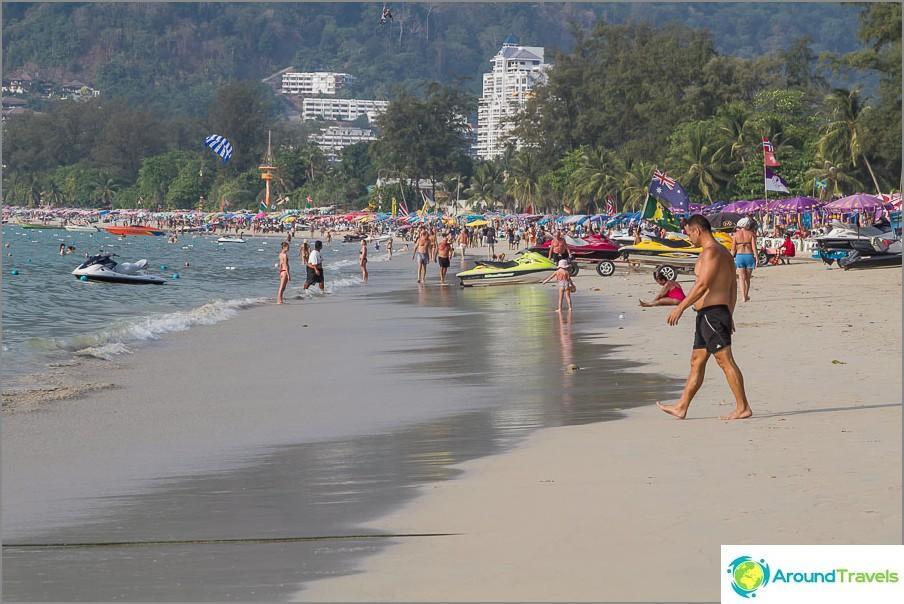 Плаж Патонг - Плаж Патонг