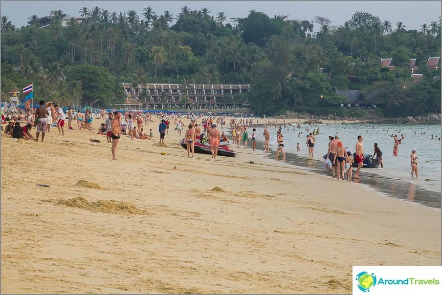 Плаж Карон Юг