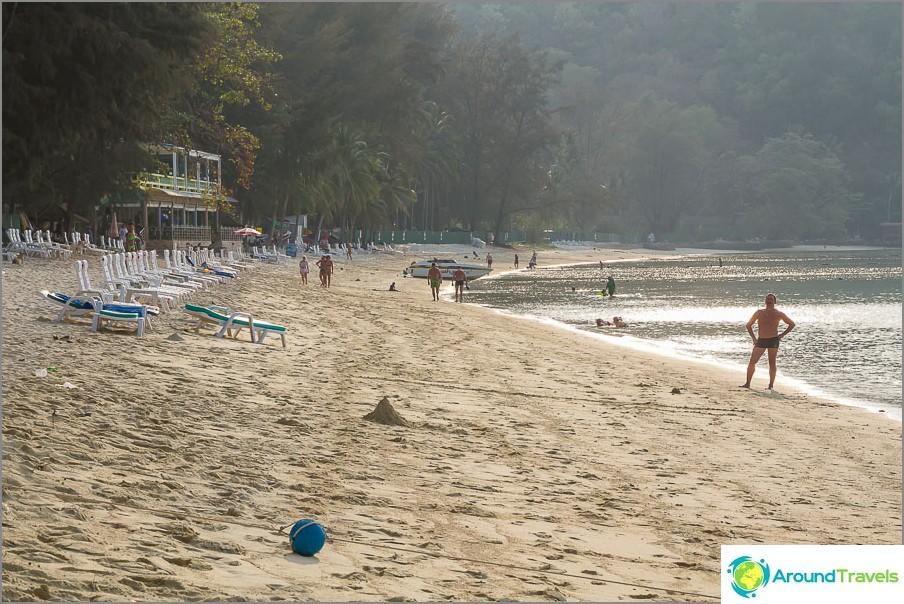 Плаж Тритранг - плаж Три Транг