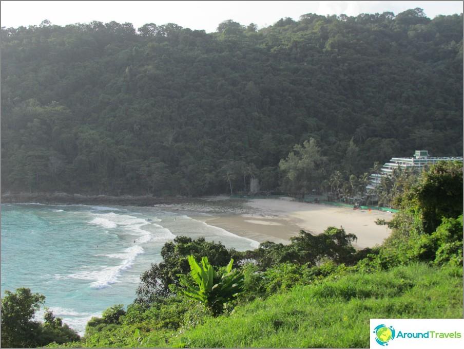 Плаж Le Meridian - курорт Le Meridian Phuket Beach