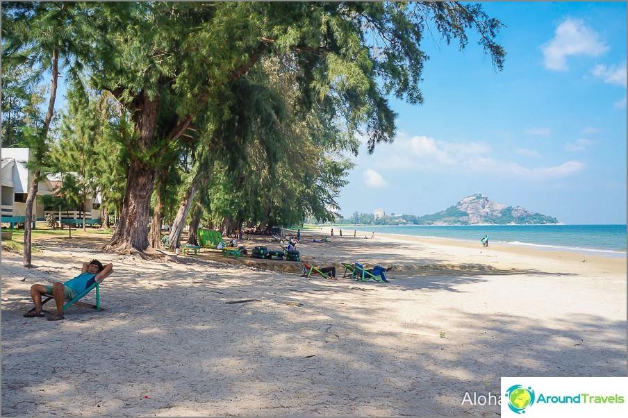 Sotilaallinen ranta Suan Son