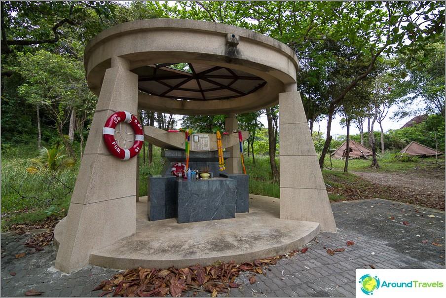 Long Beach -muistomerkki