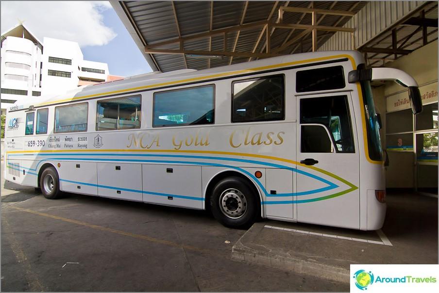Автобус от Afterchai Air
