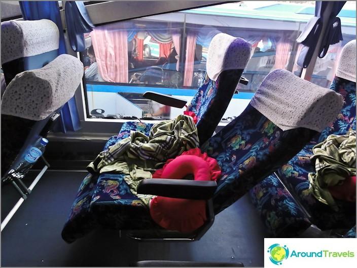 Ensimmäisen luokan bussi