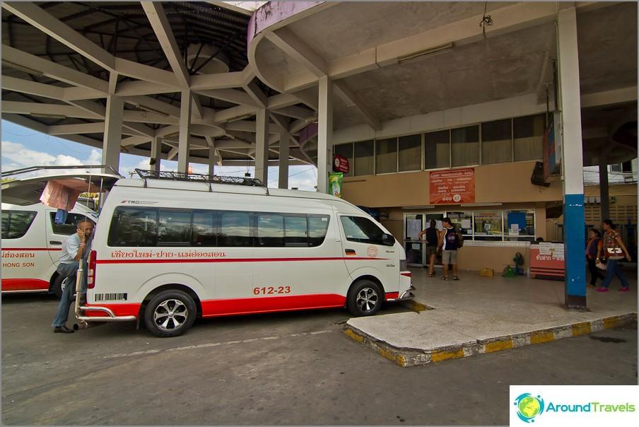 Minibussit Pai