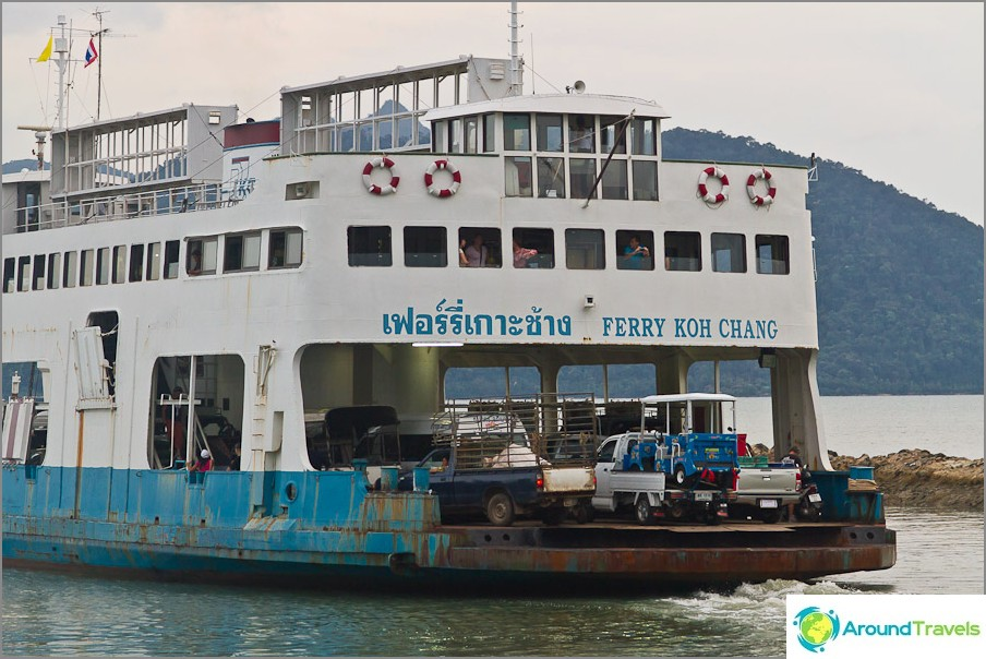 Lautta Koh Chang