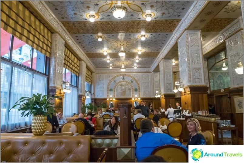 Империал Кафе в Прага